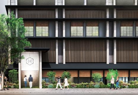 札幌ホテルイメージ図
