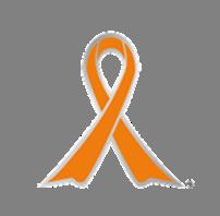 オレンジリボンマーク